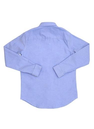 North Of Navy Gömlek Mavi